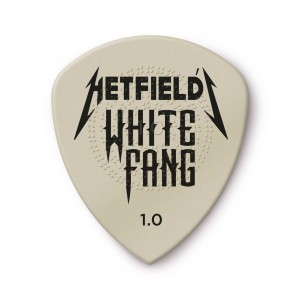 Kostka gitarowa Dunlop Hetfield's White Fang Custom Flow 1.00mm
