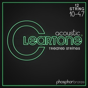 Struny Cleartone Acoustic Phosphor Bronze 12-string 10-47 (7410-12)