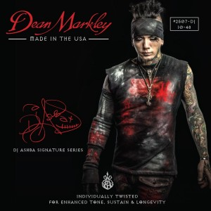 Struny Dean Markley DJ Ashba Signature Series 10-48 (2507DJ)