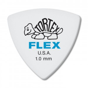 Kostka gitarowa Dunlop Tortex Flex Triangle 1.00mm