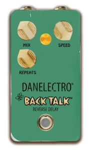 Danelectro Back Talk reverse delay