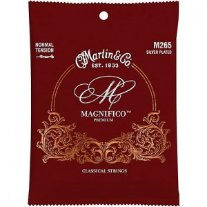 Struny Martin Premium Magnifico Classical Silverplated Normal Tension M265