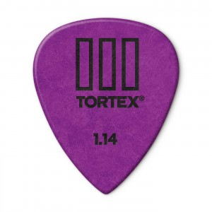 Kostka gitarowa Dunlop Tortex III Sharp 1.14mm