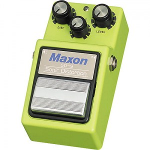 Maxon Sonic Distortion SD9