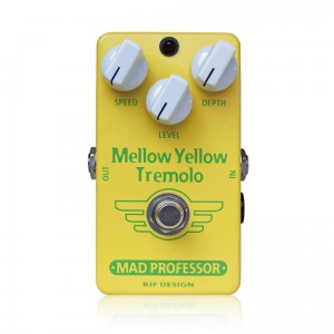 Mad Professor Mellow Yellow Tremolo Factory Made