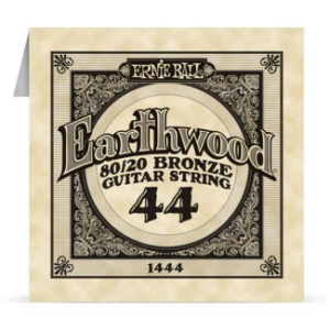 Struna .044 owijana Ernie Ball Earthwood 80/20 Bronze Acoustic (1444)