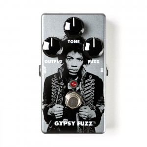 Dunlop Jimi Hendrix Band Of Gypsys Fuzz JHM8