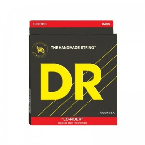 Struny DR Lo-Rider™ 5-Strings Stainless Steel 45-130 (MH5-130)