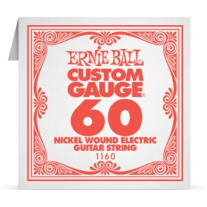 Struna .060 owijana Ernie Ball Nickel Wound Electric (1160)