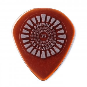 Kostka gitarowa Dunlop Animals As Leaders Primetone .73mm AALP01