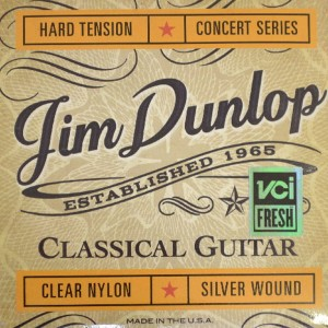 Struny Dunlop Concert Series Hard Tension DCV121H