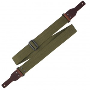 Pasek do gitary RICHTER Racoon Khaki/Brown