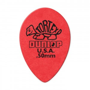 Kostka gitarowa Dunlop Tortex Small Tear Drop .50mm