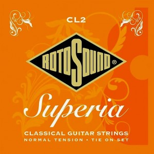 Struny Rotosound Superia Classical Normal Tension CL2