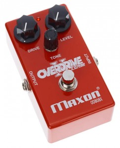 Maxon Extreme Overdrive OD808X