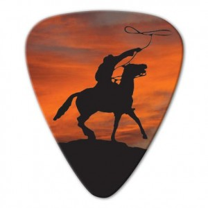 Kostka gitarowa Grover Allman Country Horse .80mm
