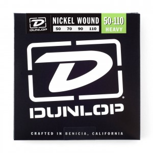 Struny Dunlop Nickel Plated Bass 50-110 DBN50110