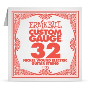 Struna .032 owijana Ernie Ball Nickel Wound Electric (1132)