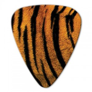 Kostka gitarowa Grover Allman Animal Tiger .80mm