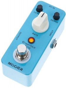 Mooer Ensemble King Analog Chorus Pedal MCH 1