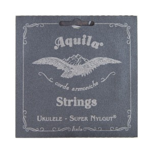 Struny do ukulele Aquila Super Nylgut Concert low G