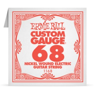 Struna .068 owijana Ernie Ball Nickel Wound Electric (1168)