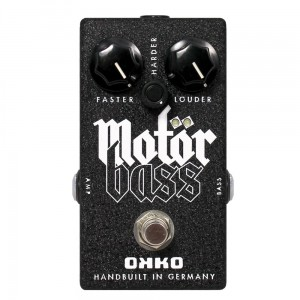 OKKO Motörbass Bass Distortion