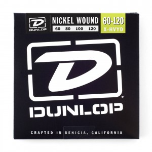 Struny Dunlop Nickel Plated Bass 60-120 DBN60120