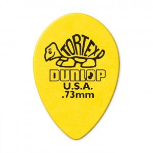 Kostka gitarowa Dunlop Tortex Small Tear Drop .73mm