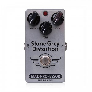 Mad Professor Grey Stone Distortion Factory Made