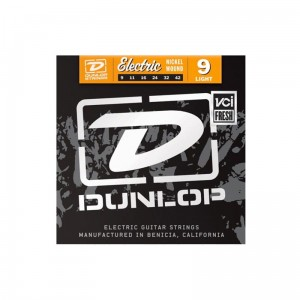 Struny Dunlop Electric Light Nickel Wound 9-42