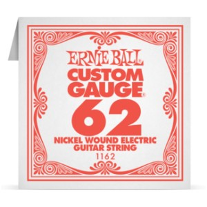 Struna .062 owijana Ernie Ball Nickel Wound Electric (1162)