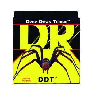 Struny DR Drop-Down Tuning 7-strings 10-56 (DDT7-10)