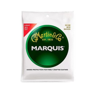 Struny Martin Marquis 80/20 Bronze Light 12-54 M1100