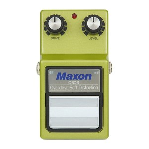 Maxon Overdrive/Soft Distortion OSD9