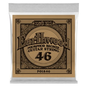 Struna .046 owijana Ernie Ball Earthwood Phosphor Bronze Acoustic (1846)
