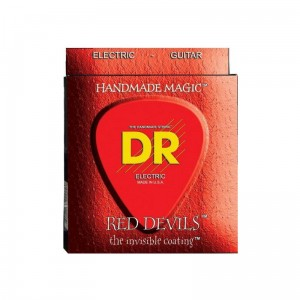 Struny DR Red Devils Electric Coated 10-46 (RDE-10)