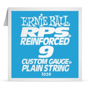 Struna .009 nieowijana Ernie Ball RPS Reinforced Electric/Acoustic (1029)