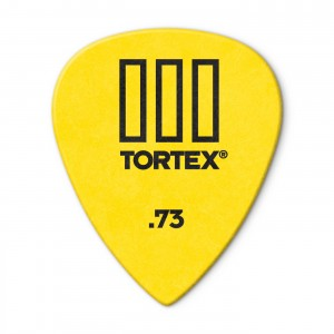 Kostka gitarowa Dunlop Tortex III Sharp .73mm