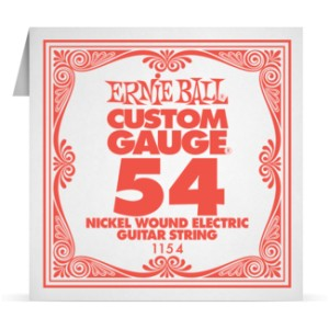 Struna .054 owijana Ernie Ball Nickel Wound Electric (1154)