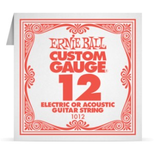 Struna .012 nieowijana Ernie Ball Electric/Acoustic (1012)