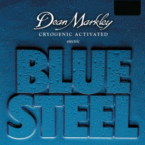 Struny 3PACK Dean Markley Blue Steel Electric Light 9-42 (DM25523PK)