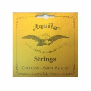 Struny do charango Aquila Super Nylgut Medium