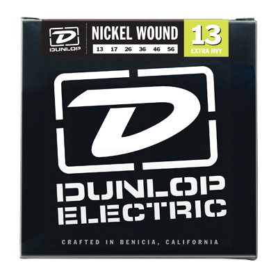 Struny Dunlop Electric Extra Heavy Nickel Wound 13-56