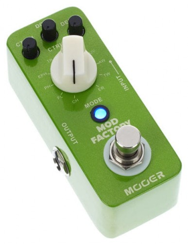 Mooer Mod Factory Multi-Modulation Pedal