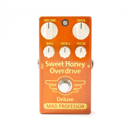 Mad Professor Sweet Honey Overdrive Deluxe Factory Made