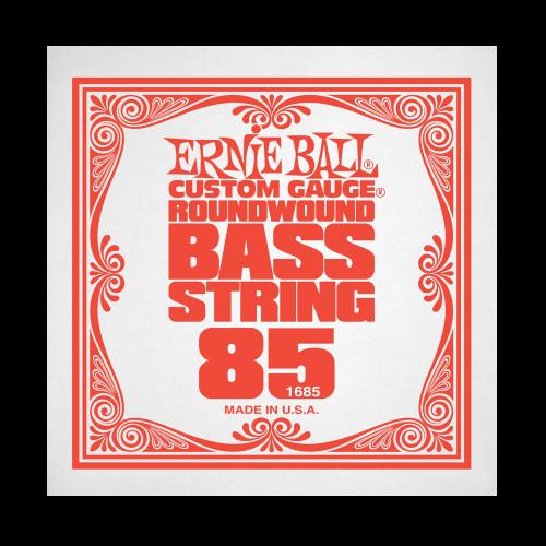 Struna .085 do gitary basowej Ernie Ball Bass Roundwound 1685