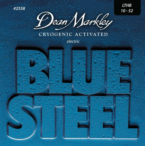 Struny Dean Markley Blue Steel Electric 10-52 (DM2558)