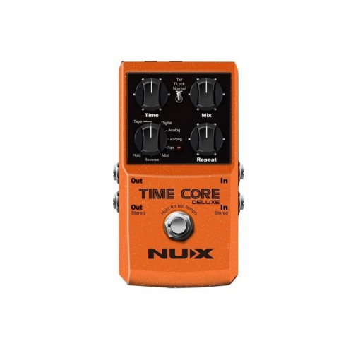 NUX TIME CORE DELUXE efekt gitarowy delay + looper
