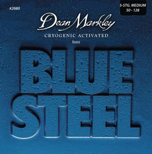 Struny Dean Markley Blue Steel Bass 50-128 DM2680